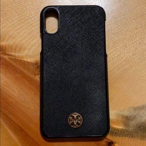 Tory Burch phone case-IPHONE x